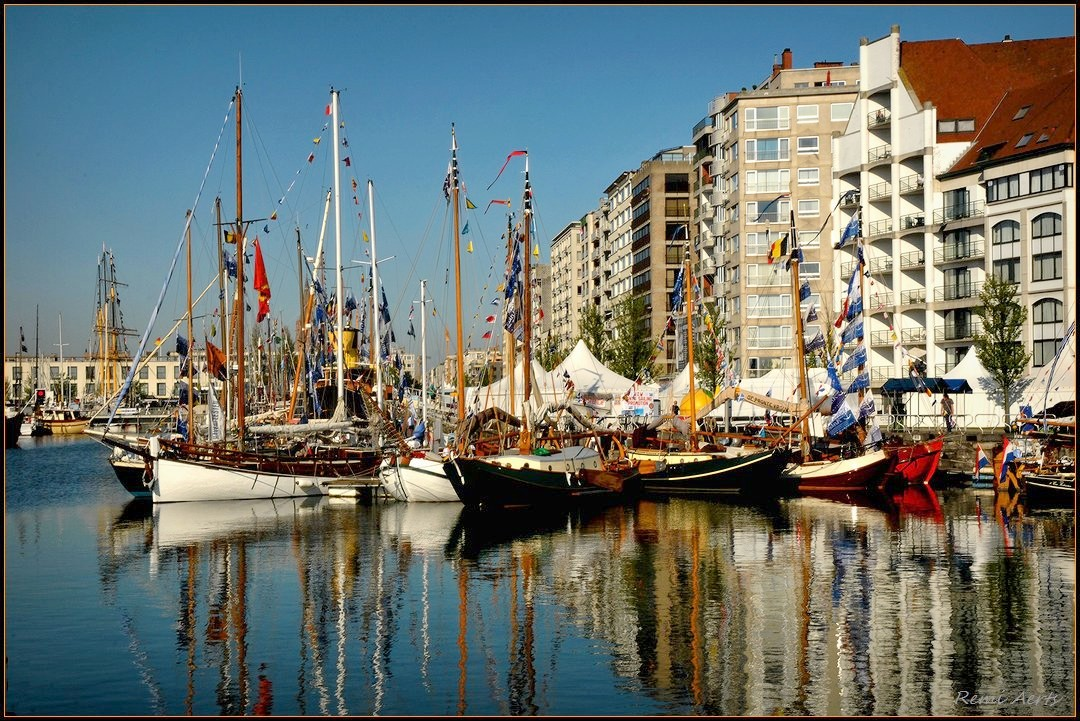 "photo ""Ostend at anchor 2012"" tags: architecture, landscape, water"
