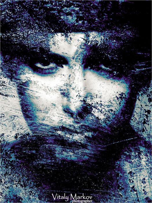 """фото """"Сквозь время"""" метки: портрет, женщина"""