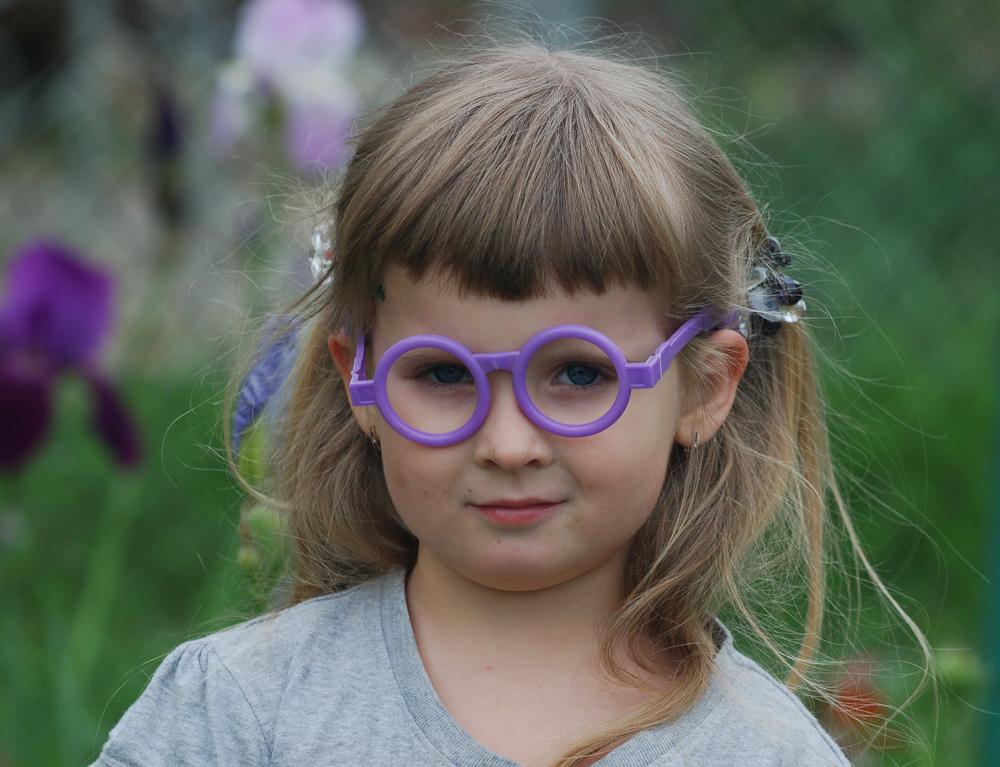 """фото """"Юный  ботаник..."""" метки: портрет, дети"""