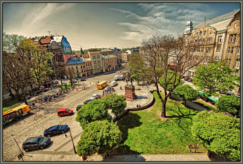 "фото ""Lvov 0656"" метки: архитектура, город, пейзаж,"