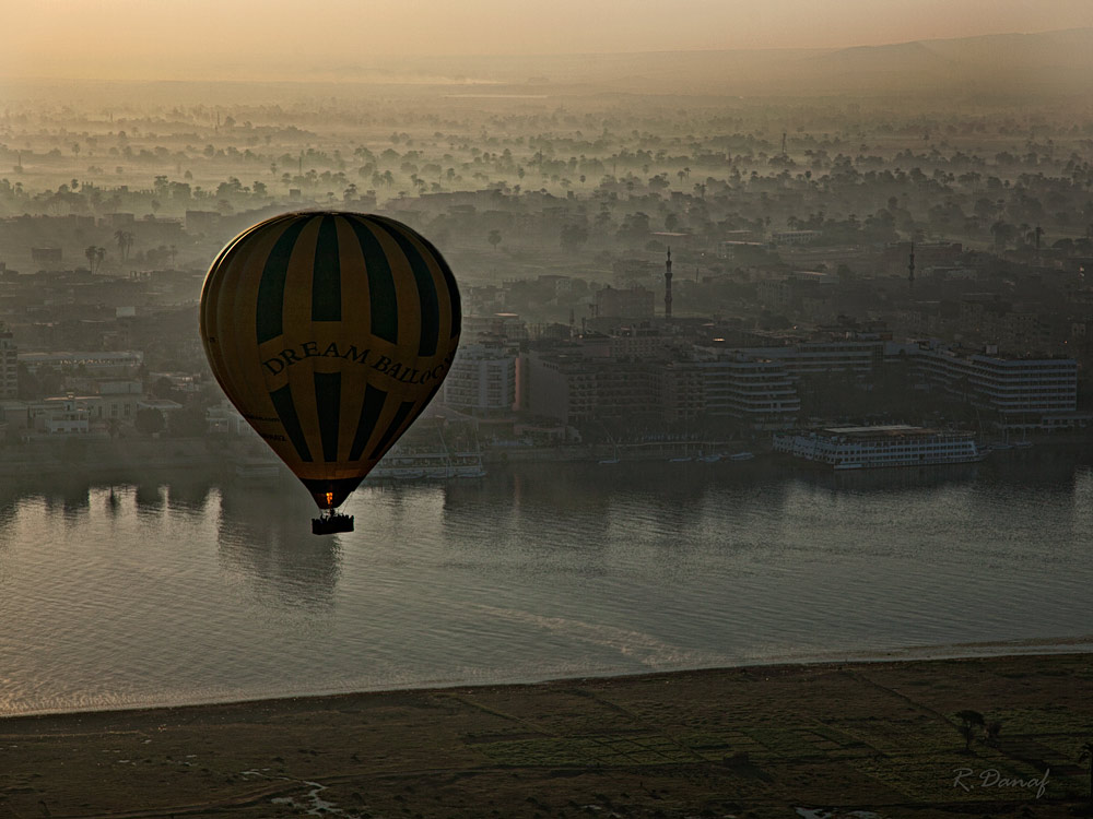 "photo ""Dream Balloon"" tags: landscape, travel, Africa"