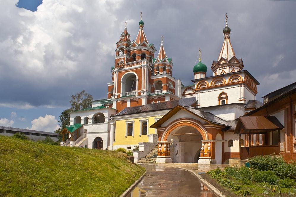 """фото """"Савинно-Сторожевский монастырь 2"""" метки: архитектура, путешествия, пейзаж,"""