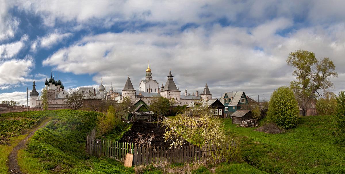 """фото """"Русь"""" метки: пейзаж, весна, горы"""