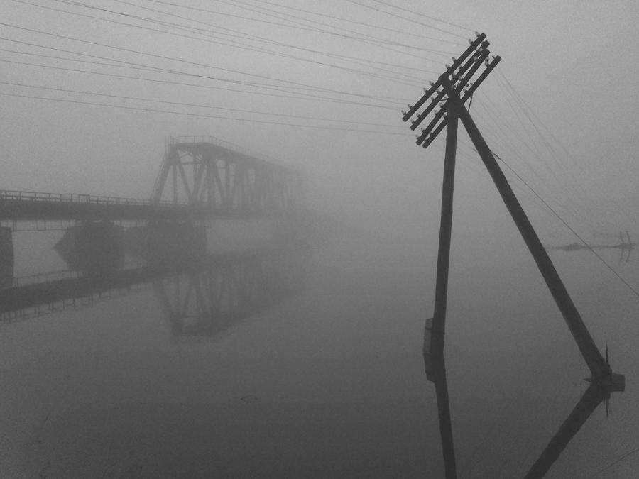"фото ""там вдали за рекой..."" метки: пейзаж, вода, закат"