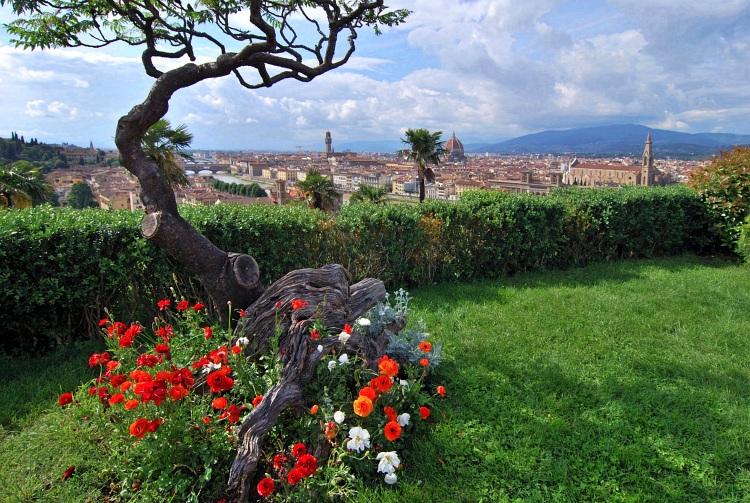 """фото """"Florence"""" метки: архитектура, пейзаж, лето"""
