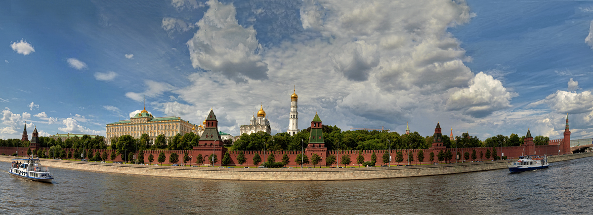 "photo ""Moscow in May"" tags: architecture, city, landscape,"