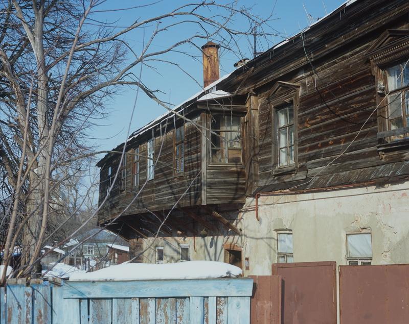 "фото ""Дом в провинции"" метки: город,"