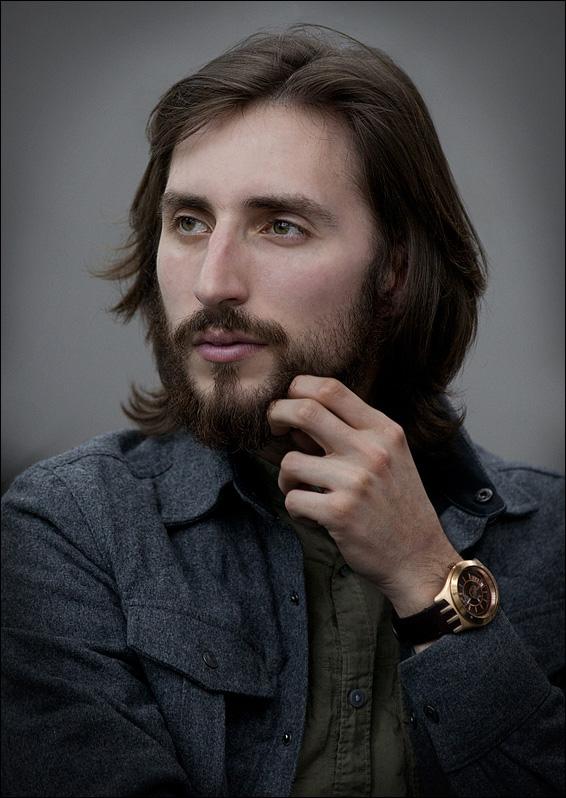 """фото """"Портрет молодого человека"""" метки: портрет, мужчина"""