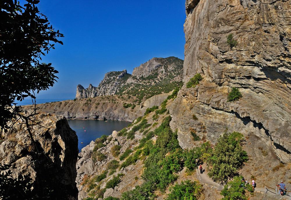 """фото """"Крымскими тропами."""" метки: пейзаж, горы"""
