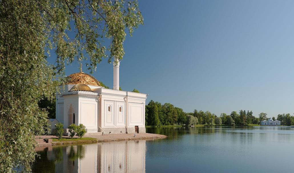 "фото ""Екатерининский парк (Пушкин)"" метки: пейзаж,"