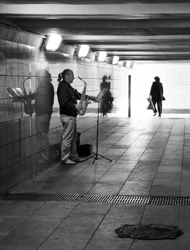 """фото """"Пауза"""" метки: жанр, черно-белые,"""