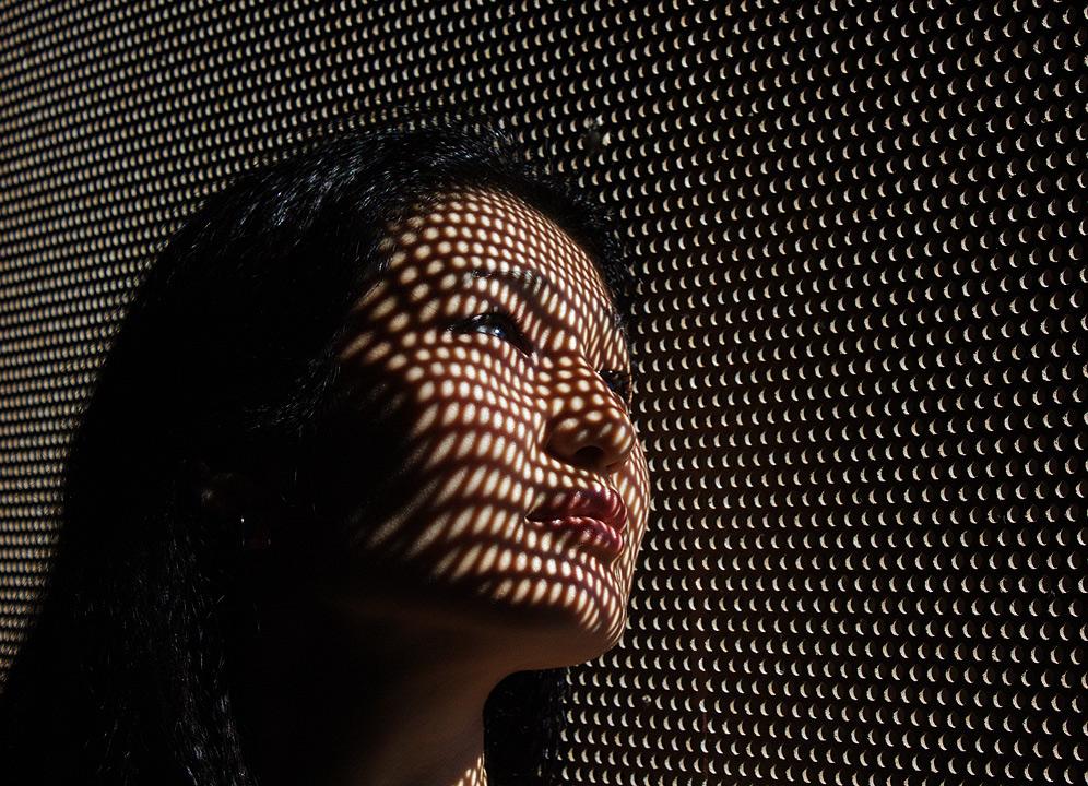 "фото ""Где то там"" метки: портрет, жанр, женщина"