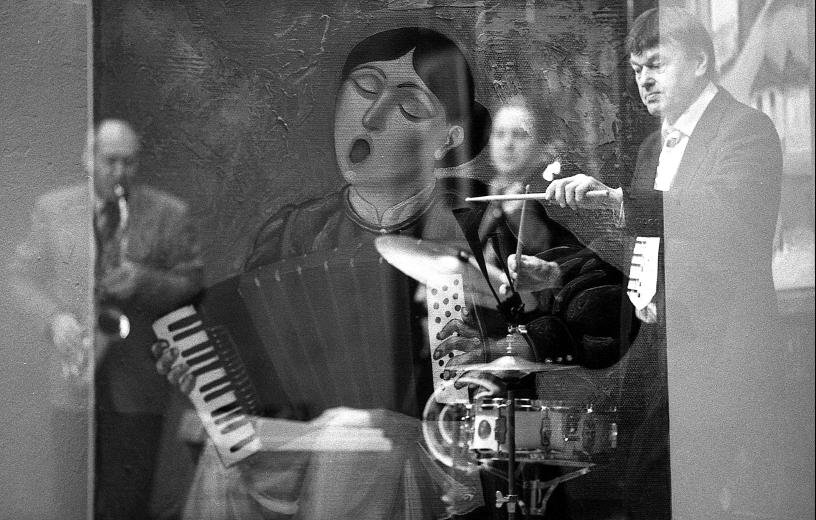 """фото """"джаз в сельском клубе"""" метки: ,"""