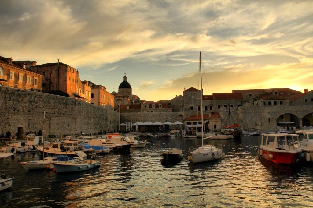 """фото """"закатная позолота"""" метки: путешествия, пейзаж, Европа, закат"""