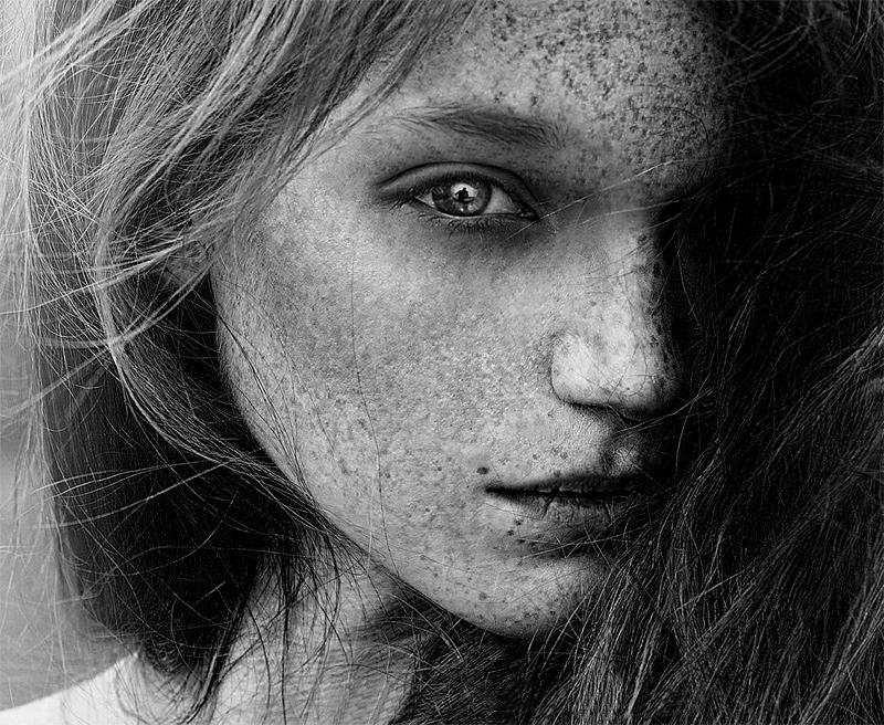 "фото ""....."" метки: портрет, женщина"
