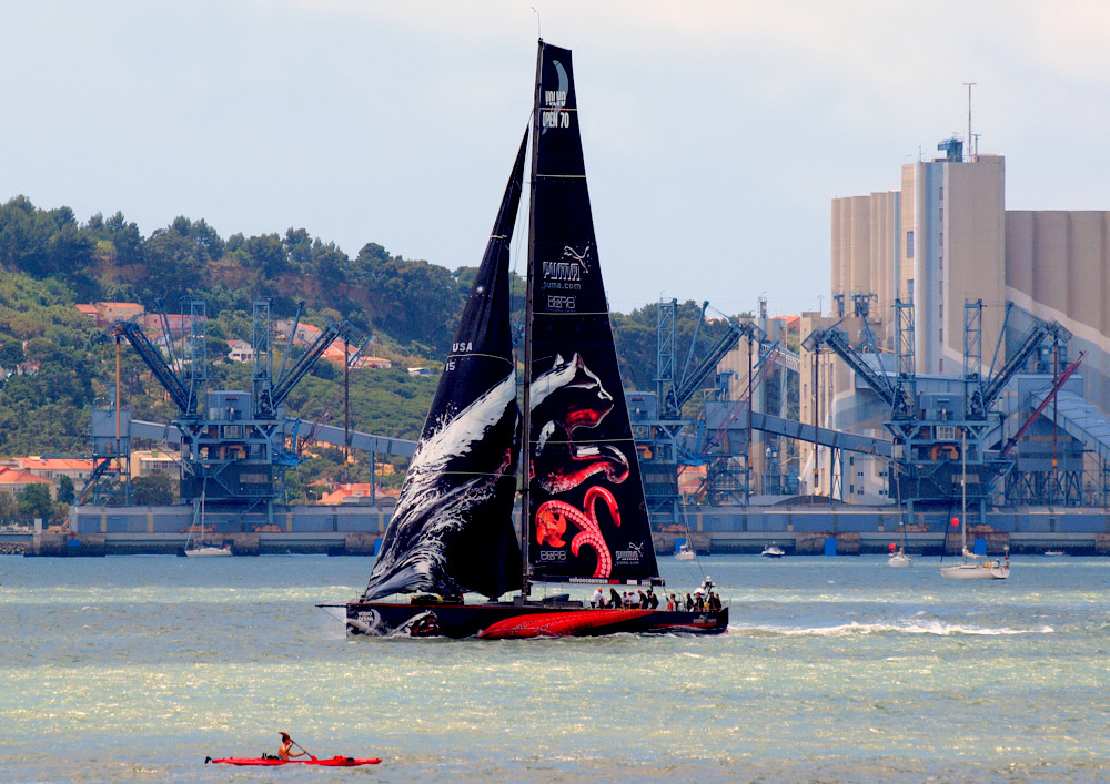 "photo ""VOLVO OCEAN RACE 2011/2012 - LISBON!!! #3"" tags: sport,"
