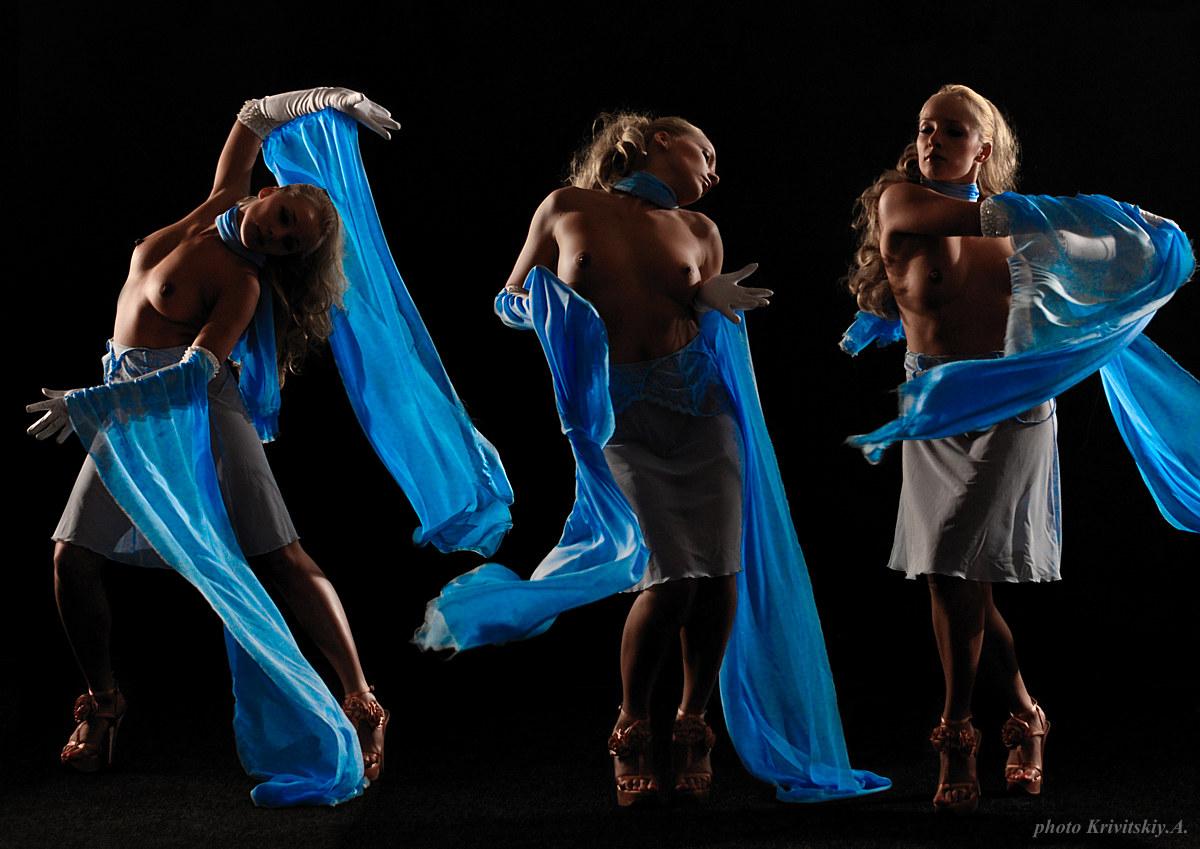 "photo ""Танец Триптих"" tags: nude,"