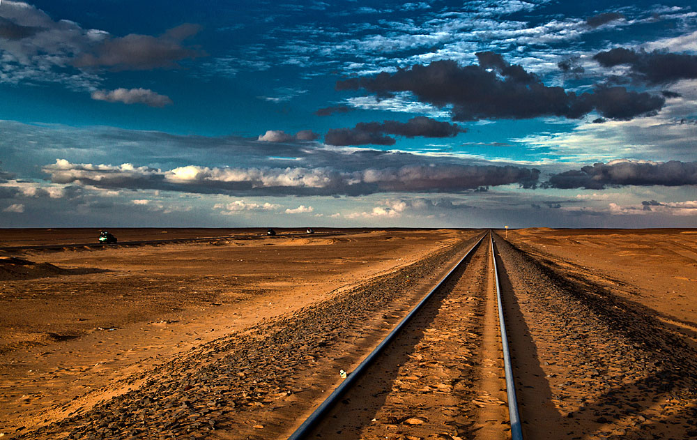 "photo ""Vanishing point"" tags: landscape, travel, Africa"