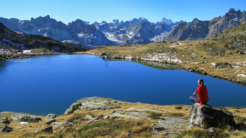 """photo """"Contemplation"""" tags: landscape, mountains"""