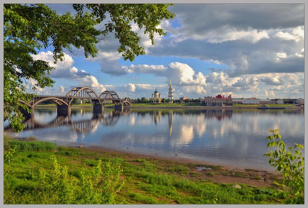 """фото """"Рыбинск"""" метки: архитектура, пейзаж,"""