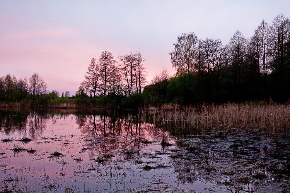 """фото """"Рассвет"""" метки: пейзаж,"""