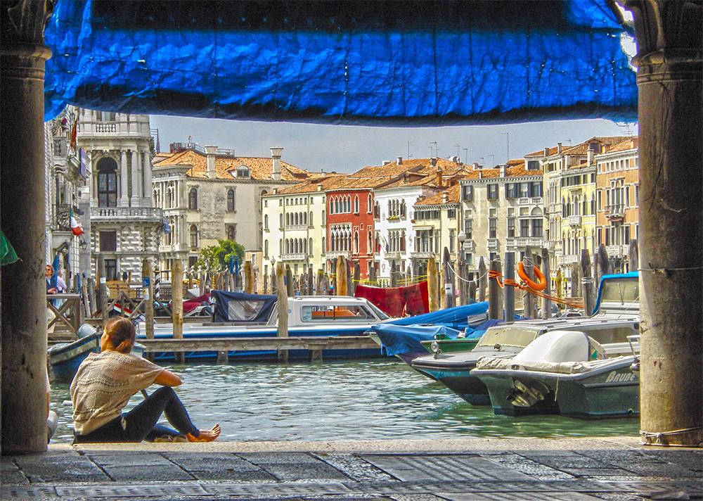 """фото """"Fully deserved rest"""" метки: путешествия, Европа"""