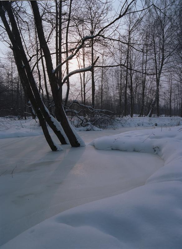 "фото ""Поворот на весну"" метки: пейзаж,"