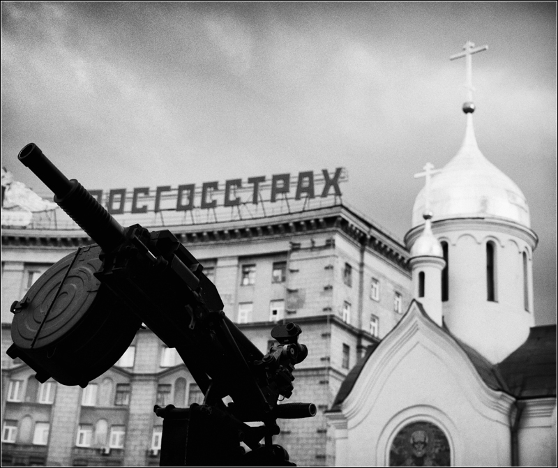 "фото ""Тройная страховка"" метки: город,"