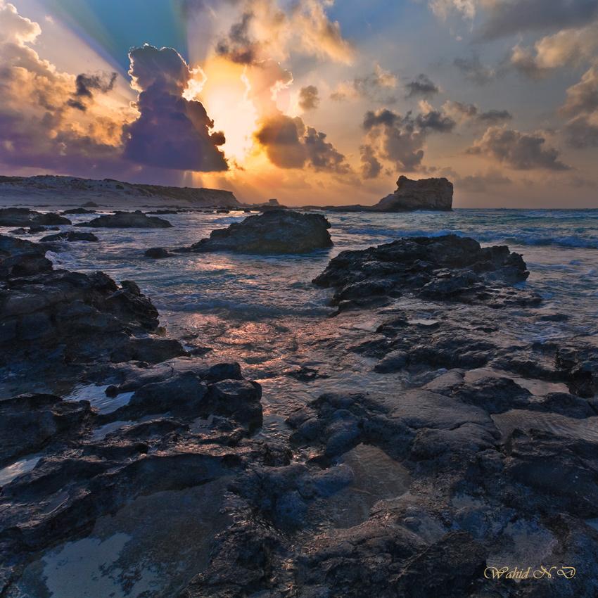 "фото ""Sunset"" метки: пейзаж, вода"