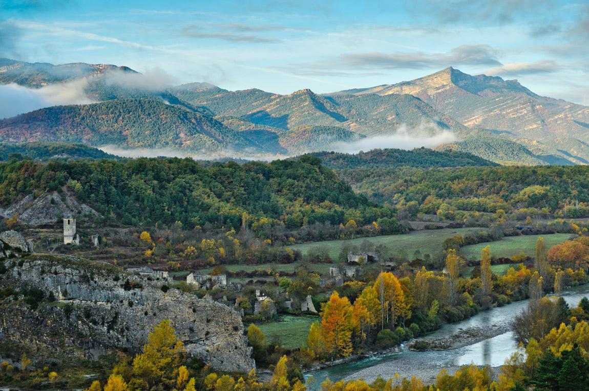 """фото """"***"""" метки: пейзаж, горы, осень"""