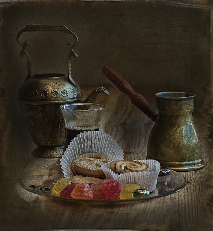 "photo ""Still life with cookies"" tags: still life,"