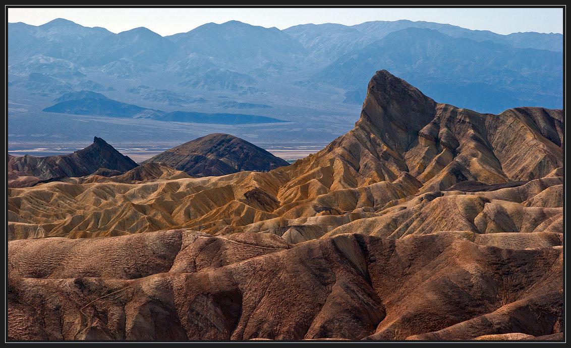 "photo ""Death valley. Zabriski point."" tags: landscape, travel,"