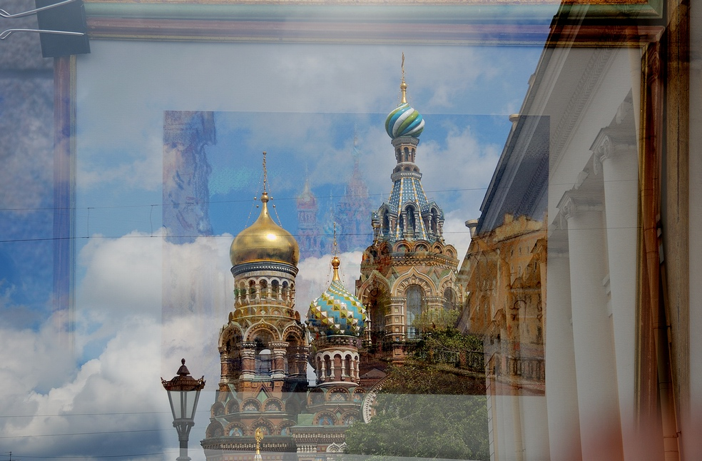 "фото ""double vision"" метки: город,"