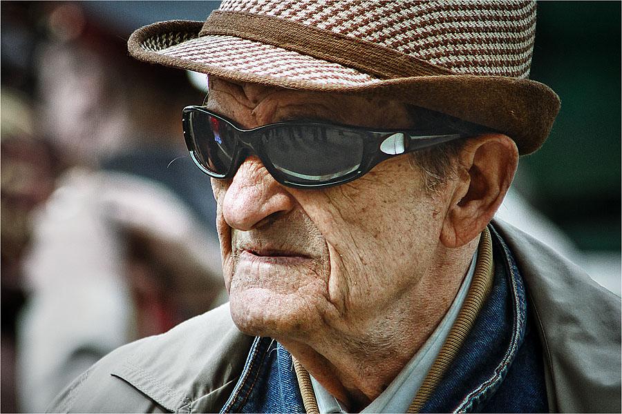 """фото """"Шпион 60-х"""" метки: портрет, мужчина"""