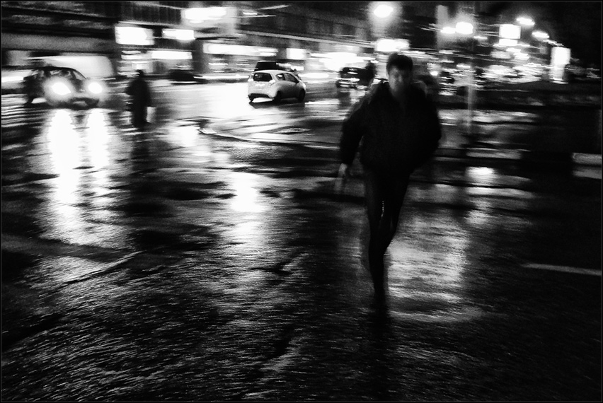 "photo ""***"" tags: street, genre, black&white,"