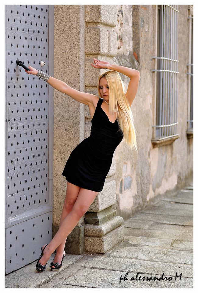 "photo ""lisa"" tags: portrait, woman"