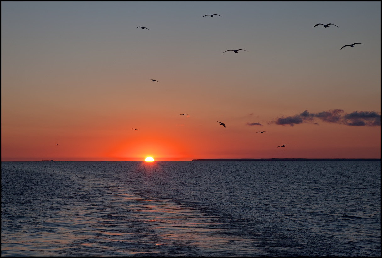 """фото """"восход, 4 утра"""" метки: пейзаж, путешествия, Европа, закат"""