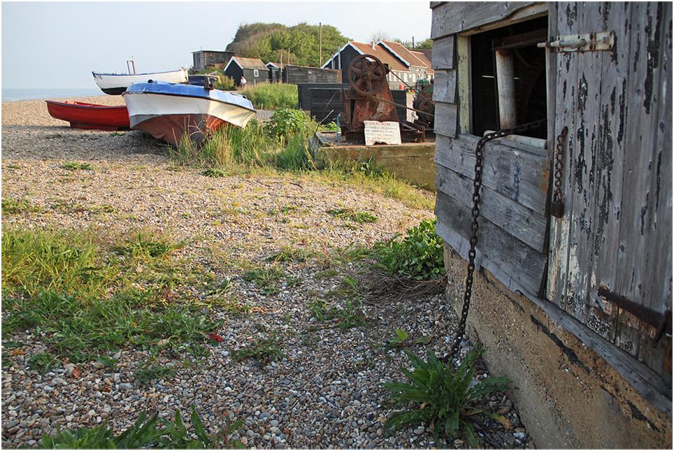 """фото """"Фото -3 (в цвете) из серии Холодное Северное море."""" метки: ,"""