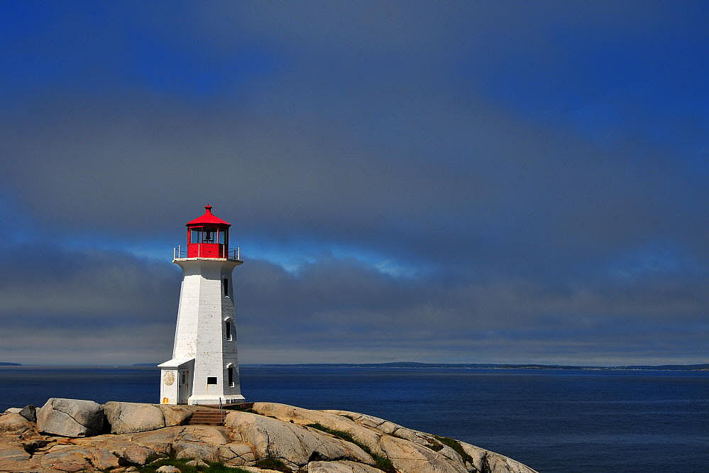 """фото """"Peggy`s Cove, Nova Scotia CA"""" метки: пейзаж, путешествия, Северная Америка, вода"""