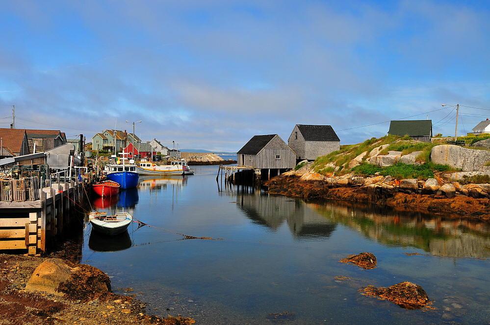 """фото """"Peggy´s Cove"""" метки: пейзаж, путешествия, Северная Америка, вода"""