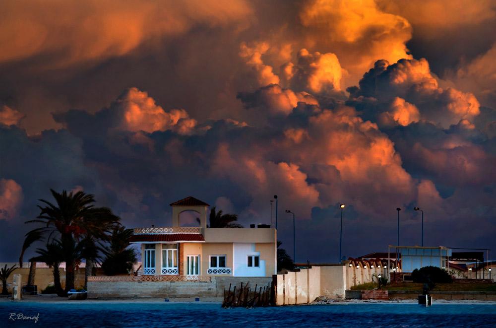 """фото """"***"""" метки: пейзаж, путешествия, Африка, закат"""