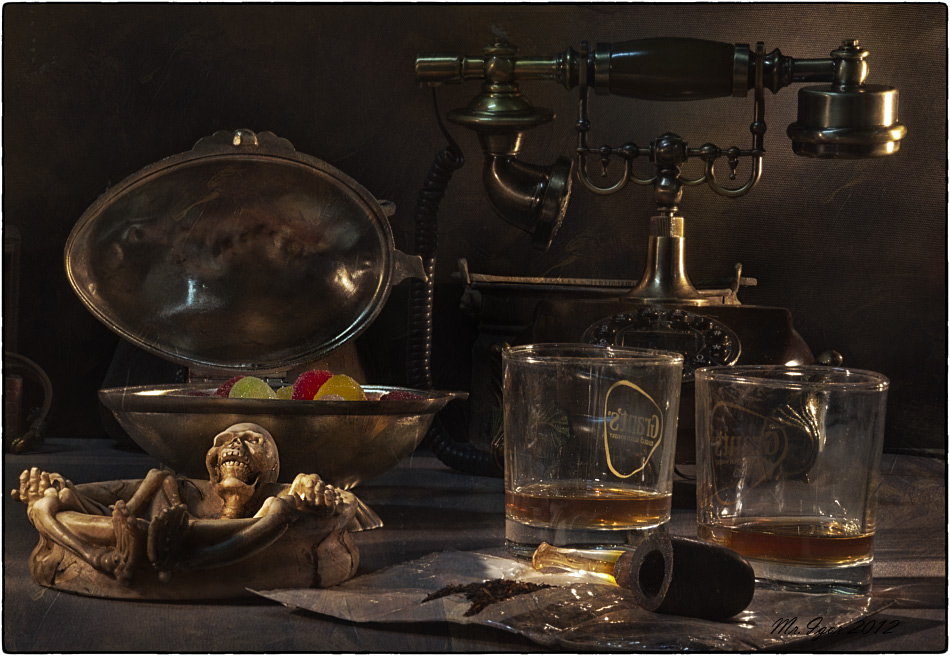 "photo ""Whisky smell"" tags: still life,"