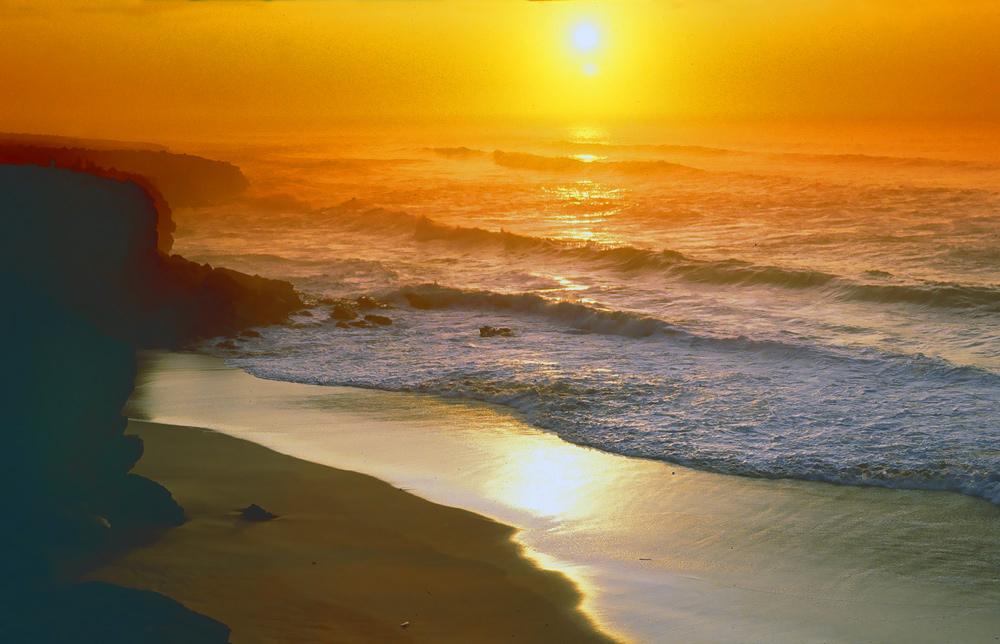 "фото ""Guincho Beach"" метки: пейзаж, панорама, Cascais, Guincho, coastline, Европа, Португалия, берег, пляж"
