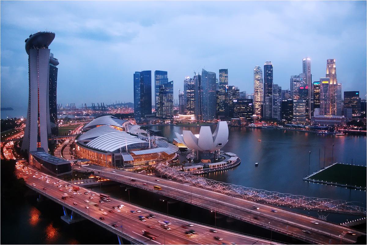 Туризм все о сингапуре фото все