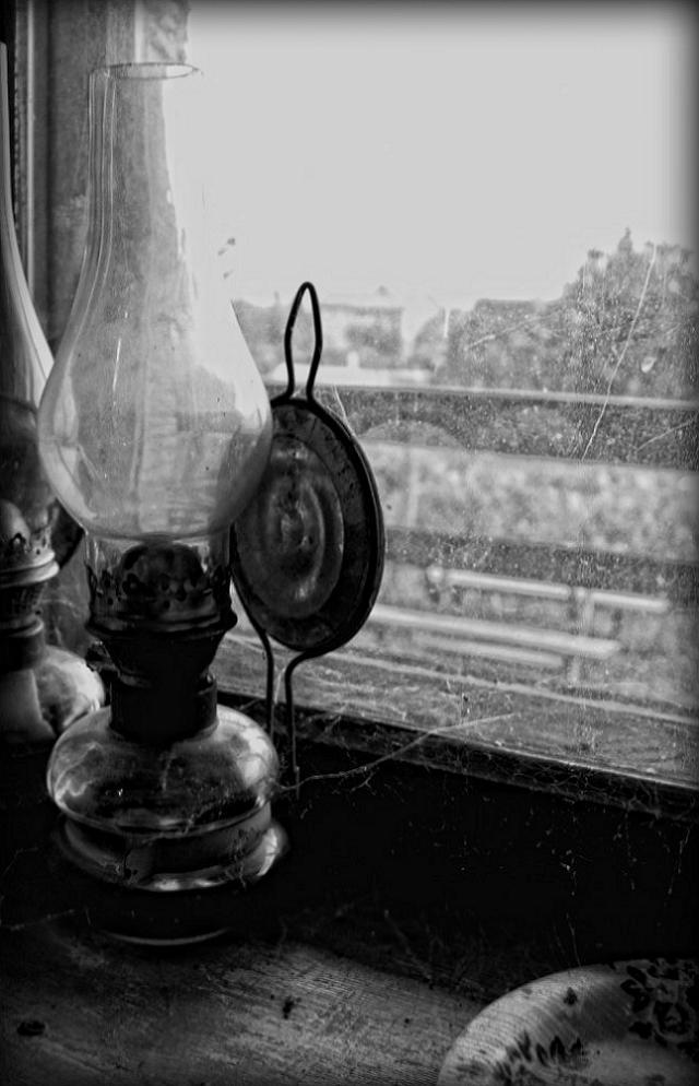 "фото ""Kerosene Lamp"" метки: натюрморт,"
