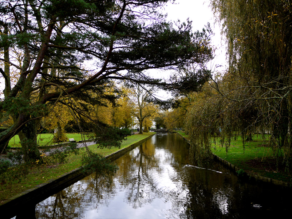 "фото ""Autumn in the Park"" метки: пейзаж, осень"