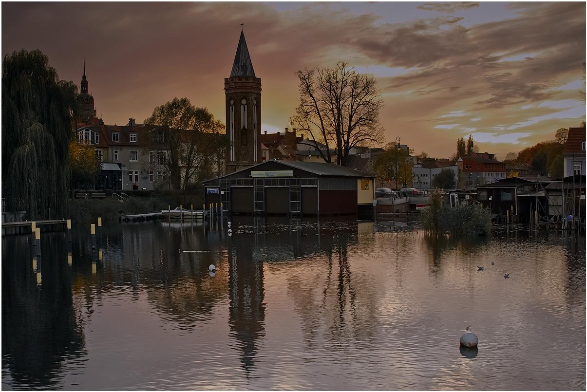 """photo """"Ein ruhiger Abend"""" tags: landscape,"""