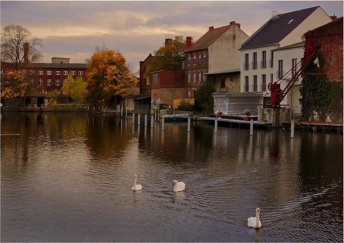 """фото """"Третий- лишний..."""" метки: пейзаж, бранденбург, осень"""