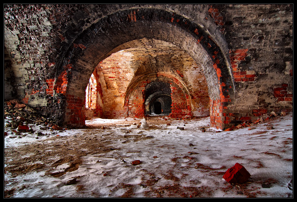 "фото ""Форт Зверев"" метки: архитектура,"