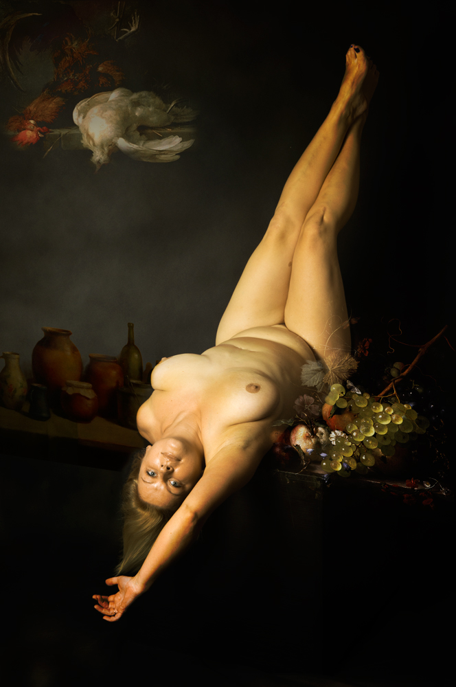"photo ""Tribute to Old Masters"" tags: nude,"